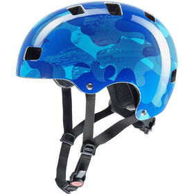 UVEX Kid 3 Helmet blue